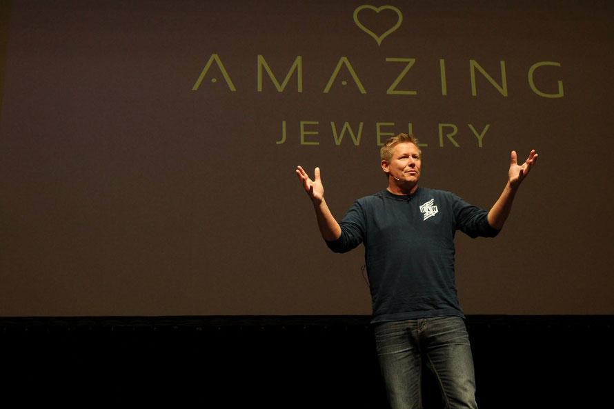 Jesper Nielsen di Amazing Jewelry